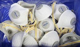 ECDC khuyến cáo không dùng khẩu trang vải thông thường thay khẩu trang y tế
