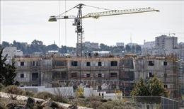 Số lượng khu định cư của Israel tại Bờ Tây tăng mạnh kể từ thời Tổng thống Mỹ Donald Trump