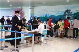Hành khách bay nội địa phải khai báo y tế điện tử bắt buộc trước khi khởi hành
