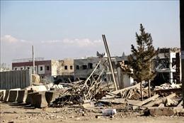 Nổ bom tự chế, 8 người thiệt mạng và 22 người bị thương