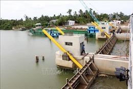 Cảnh báo nguy cơ gia tăng xâm nhập mặn ở Đồng bằng sông Cửu Long