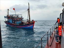 Kịp thời xử lý các sự cố trên biển