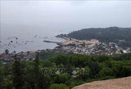 Từ ngày 13/3 dừng đón khách đến đảo Nhơn Châu, Bình Định