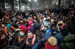 Thổ Nhĩ Kỳ sẽ tổ chức hội nghị thượng đỉnh với EU về khủng hoảng tị nạn