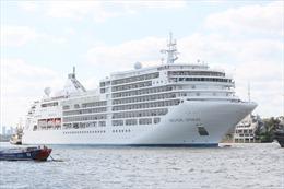 TP Hồ Chí Minh không cho phép tàu du lịch Silver Spirit nhập cảnh