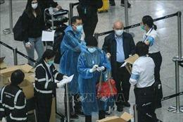 Trung Quốc tăng cường biện pháp ngăn chặn lây dịch COVID-19 từ nước ngoài