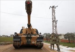 Thổ Nhĩ Kỳ khẳng định duy trì các trạm quan sát quân sự tại Idlib