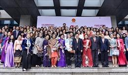 Nhóm Phụ nữ Cộng đồng ASEAN tại Hà Nội góp phần hình thành bản sắc ASEAN