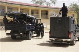 Cảnh sát Nigeria triệt phá một 'nhà máy trẻ em'