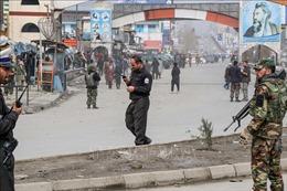 56 người bị thương vong trong vụ tấn công vào buổi lễ tại Afghanistan