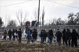 Thổ Nhĩ Kỳ tiếp tục mở cửa biên giới cho người tị nạn