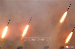 Hàn Quốc: Triều Tiên dường như đã phóng 'một số vật thể tầm ngắn'