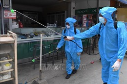 Mỹ viện trợ thêm cho Campuchia đối phó với dịch COVID-19