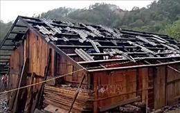 Hội Chữ thập đỏ Việt Nam cứu trợ khẩn cấp các tỉnh bị ảnh hưởng mưa đá, giông lốc