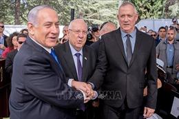 Đạt thỏa thuận thành lập chính phủ liên minh, bế tắc chính trị tại Israel kết thúc