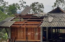 Hà Giang: Mưa đá kèm gió lốc gây thiệt hại ước tính khoảng 2,2 tỷ đồng