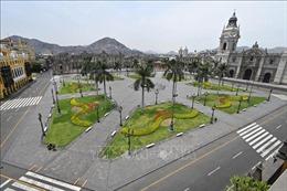 Peru tiếp tục thực hiện giãn cách xã hội để ngăn chặn dịch COVID-19