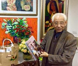 Họa sỹ Trần Khánh Chương -Trọn đời cống hiến cho mỹ thuật Việt Nam
