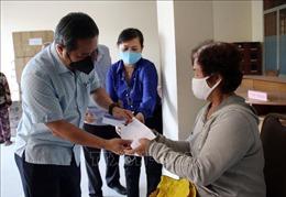 TP Hồ Chí Minh: Bổ sung 1.500 người bán vé số vào danh sách hỗ trợ do ảnh hưởng của dịch COVID-19