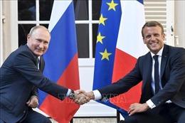 Nga, Pháp xúc tiến hội nghị thượng đỉnh Nhóm P5