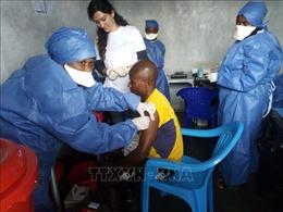 CHCD Congo phát hiện ca nhiễm Ebola mới khi sắp công bố hết dịch