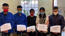 Sơn La: Bắt 5 đối tượng mua bán, tàng trữ ma túy