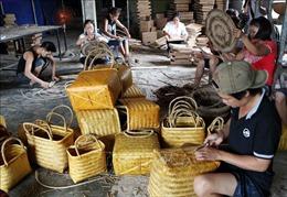 Doanh nghiệp làng nghề trước cơ hội từ Hiệp định EVFTA