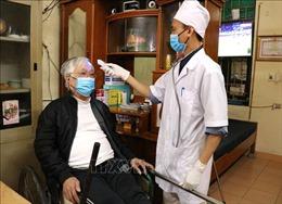 Gương mẫu chống dịch COVID-19 ở Trung tâm Điều dưỡng thương binh nặng Thuận Thành