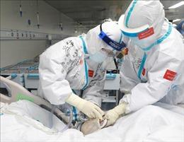 Trung Quốc xác nhận 46 ca mắc COVID-19 mới, có 34 ca từ nước ngoài trở về