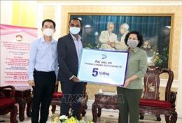 Người dân TP Hồ Chí Minh chung tay nghĩa tình trong mùa dịch COVID-19