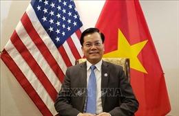 Thúc đẩy đà phát triển quan hệ Đối tác Toàn diện Việt Nam - Hoa Kỳ