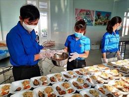 Gần 7 tỷ đồng triển khai 'Triệu bữa cơm' cho người bị ảnh hưởng dịch COVID-19