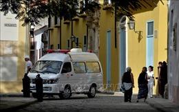Cuba tiếp nhận viện trợ vật tư y tế của Trung Quốc