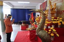 Thái Lan: Hội người Việt Nam tỉnh Udon Thani tổ chức Giỗ tổ Hùng Vương