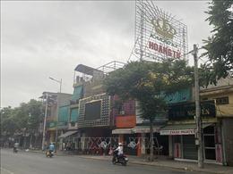 Tước giấy phép hoạt động quán karaoke Hoàng Tử ở thành phố Huế