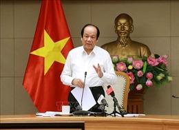 Bộ trưởng Mai Tiến Dũng: Việc 'ngăn sông cấm chợ'là sai chỉ đạo của Thủ tướng