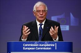 EU phản đối Mỹ chấm dứt quyền miễn trừ trừng phạt trong thỏa thuận hạt nhân Iran