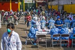 Mỹ Latinh sắp trải qua những tuần 'rất khó khăn' của dịch COVID-19