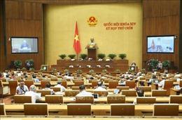 Thông cáo báo chí số 09, Kỳ họp thứ 9, Quốc hội khóa XIV
