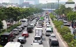 Giải quyết tình trạng ùn tắc giao thông quanh sân bay Tân Sơn Nhất