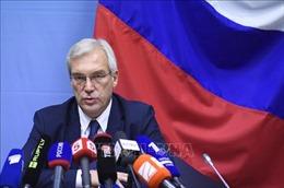 Nga tuyên bố tiếp tục tuân thủ Hiệp ước Bầu trời mở dù Mỹ rút khỏi