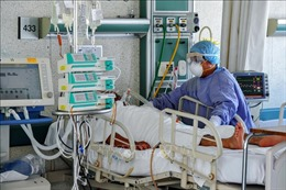 Dịch COVID-19: Mexico ghi nhận số ca nhiễm mới kỷ lục trong một ngày