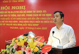 Thái Bình thực hiện di chúc của Bác Hồ