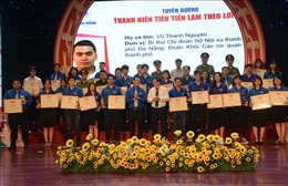 Đà Nẵng tuyên dương đoàn viên, thanh niên tiên tiến làm theo lời Bác