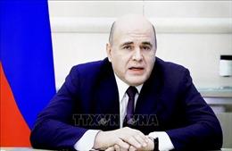Dịch COVID-19: Nhiều thành viên Chính phủ Nga khỏi bệnh và trở lại làm việc