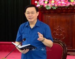 Bí thư Thành ủy Hà Nội tiếp, làm việc với Tổng Giám đốc Công ty AEONMALL Việt Nam