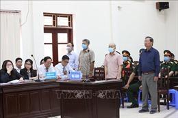 Xét xử sơ thẩm vụ án Đinh Ngọc Hệ và đồng phạm