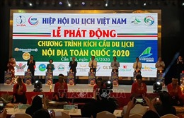 Cần Thơ mở màn cho chương trình kích cầu du lịch nội địa toàn quốc năm 2020