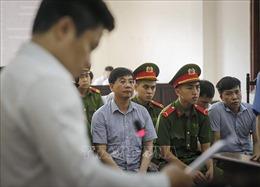 Vụ gian lận điểm thi tại Hòa Bình: Các bị cáo nói lời nói sau cùng trước khi vào phần nghị án