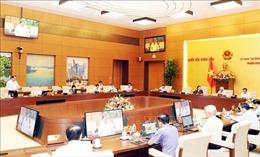 Hoàn thiện công tác chuẩn bị cho Kỳ họp thứ 9, Quốc hội khóa XIV